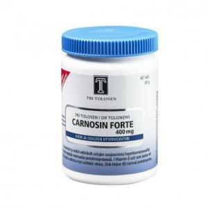 Tri Tolosen Carnosin Forte 60kpl