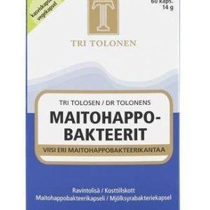 Tri Tolosen Maitohappobakteerit