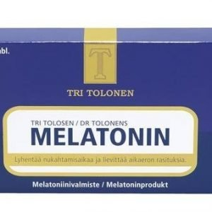 Tri Tolosen Melatoniini