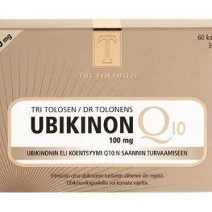 Tri Tolosen Ubikinon 100 Mg