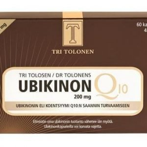 Tri Tolosen Ubikinon 200 Mg