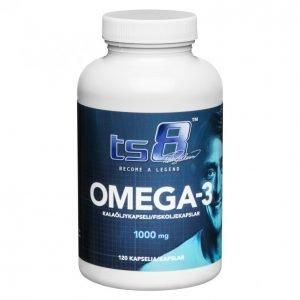 Ts8 Omega-3 Kalaöljykapseli 120kpl
