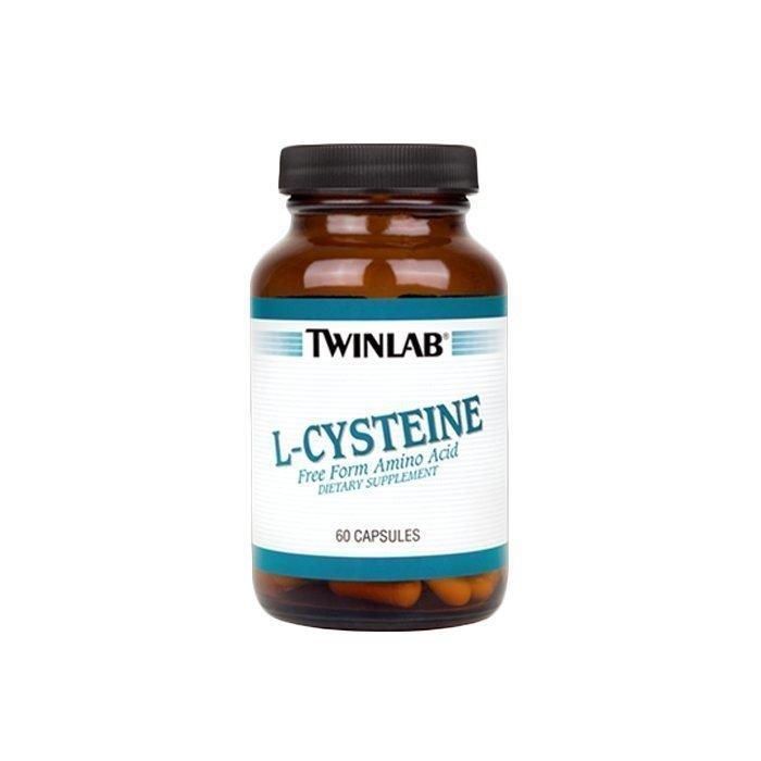Twinlab L-Cysteine 60 caps