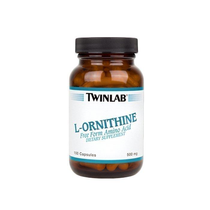 Twinlab L-Ornithine 100 caps