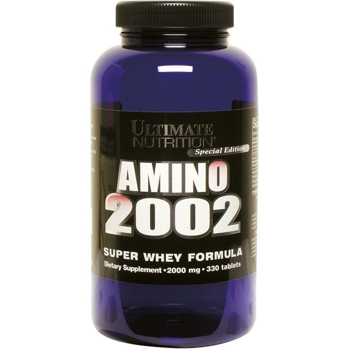 Ultimate Nutrition Amino 2002 330 tablettia