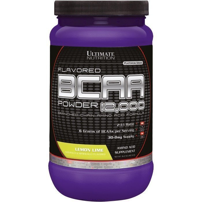 Ultimate Nutrition BCAA Powder 12000 457 g Orange