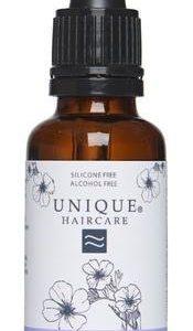 Unique Omega 3 Hiusöljy Hiuksille Ja Hiuspohjalle