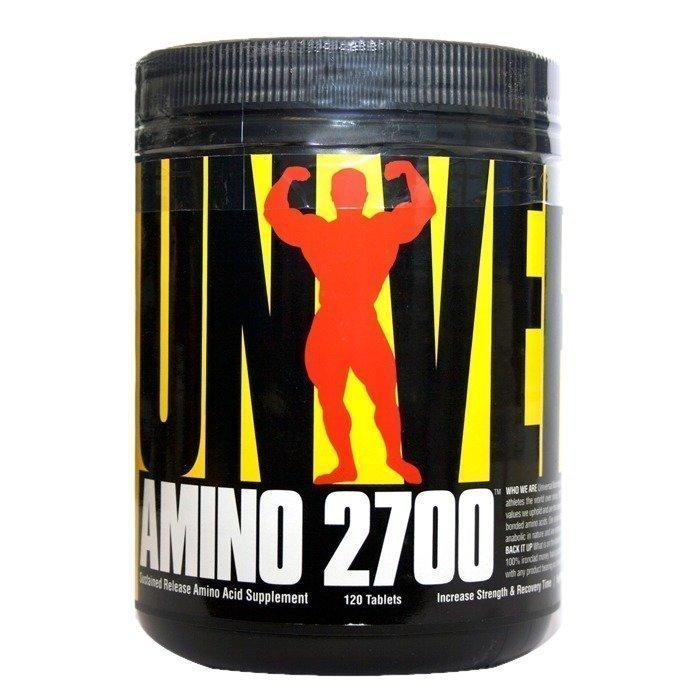 Universal Amino 2700 120 kapselia