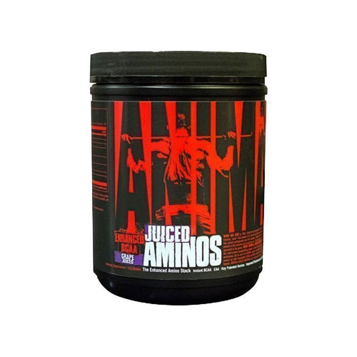 Universal Animal Juiced Aminos 30 servings Orange Juiced