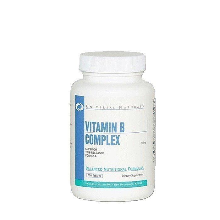 Universal Vitamin B Complex 100 caps