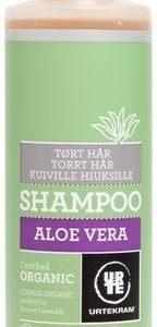 Urtekram Aloe Vera Shampoo Kuiville Hiuksille