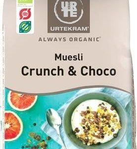 Urtekram Luomu Choco Crunch Mysli