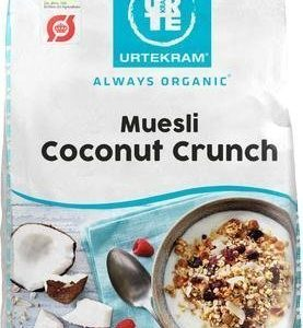 Urtekram Luomu Coconut Crunch Mysli