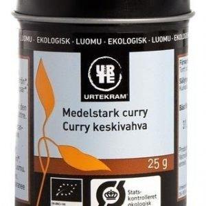 Urtekram Luomu Curry Keskivahva