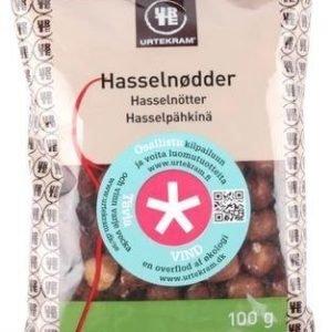 Urtekram Luomu Hasselpähkinä