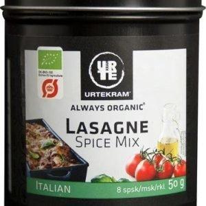 Urtekram Luomu Lasagne Mausteseos