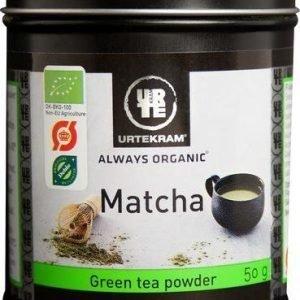 Urtekram Luomu Matcha-Tee