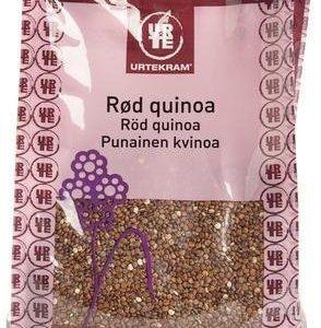 Urtekram Luomu Punainen Kvinoa
