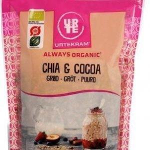 Urtekram Luomu Puuro Chia & Cocoa