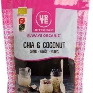 Urtekram Luomu Puuro Chia & Coconut