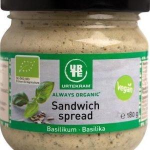Urtekram Luomu Sandwich Spread Basilika