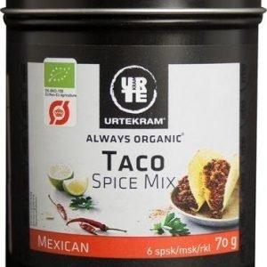 Urtekram Luomu Taco Mausteseos
