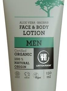 Urtekram Men Face & Body Lotion