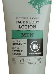 Urtekram Men Face & Body Lotion