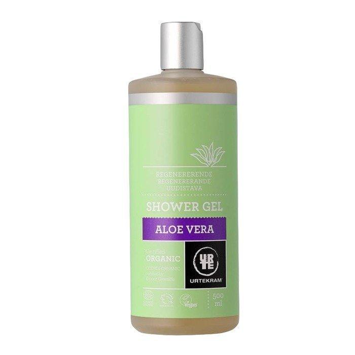 Urtekram Suihkugeeli Aloe Vera 500 ml