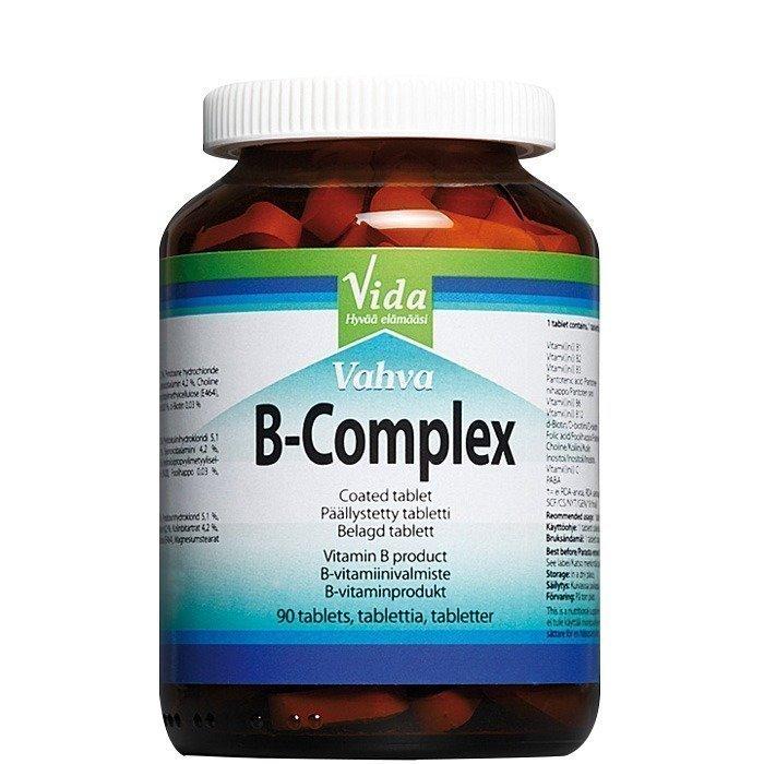 VIDA Vida B-Complex 90 tablettia