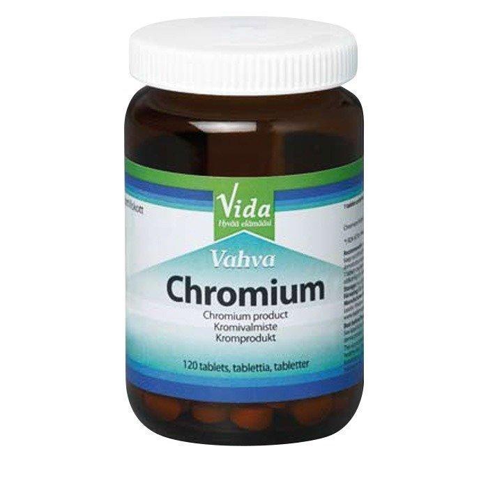 VIDA Vida Kromi 120 tablettia