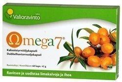 Valioravinto Omega-7
