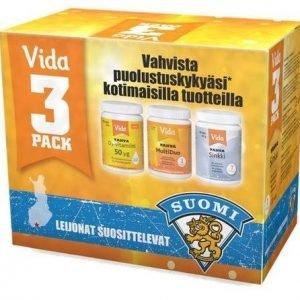 Vida 3-Pack