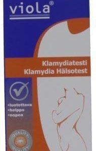 Viola Klamydiatesti