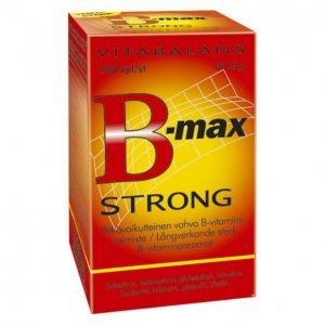 Vitabalans B-Max Strong 100 Kpl