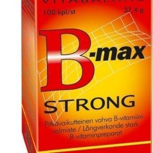 Vitabalans B-Max Strong