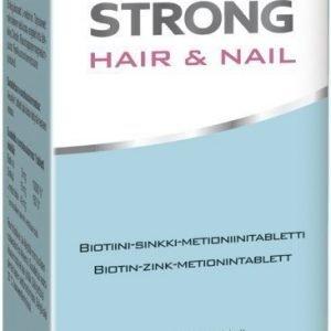 Vitabalans Biotiini Strong Hair&Nail