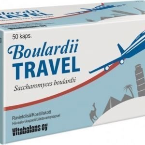 Vitabalans Boulardii Travel