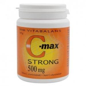 Vitabalans C-Max Strong 200 Kpl