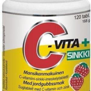 Vitabalans C-Vita + Sinkki