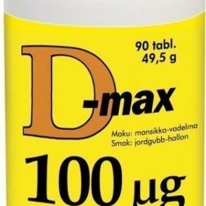 Vitabalans D-max 100ug
