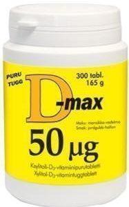Vitabalans D-max 50ug