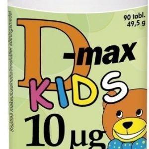 Vitabalans D-max KIDS 10ug