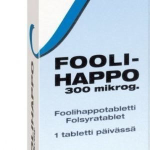 Vitabalans Foolihappo