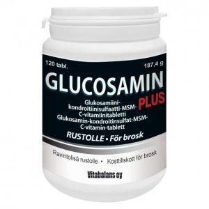 Vitabalans Glucosamin Plus 120 Kpl