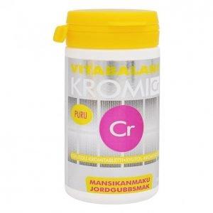 Vitabalans Kromi 90kpl Purutabletti