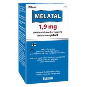 Vitabalans Melatal 1