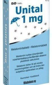 Vitabalans Unital 1mg