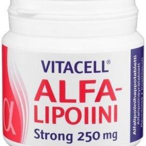 Vitacell Alfalipoiini Strong