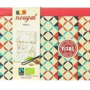 Vital Gluteeniton Luomu Nougat Lahjapakkaus Vanilja